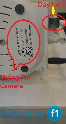 Hướng dẫn cài đặt Camera IP SIEPEM S6203Y