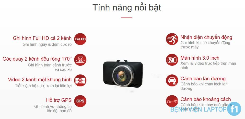 Cung cấp Camera hành trình, dẫn đường, định vị Vietmap tại Nghệ An