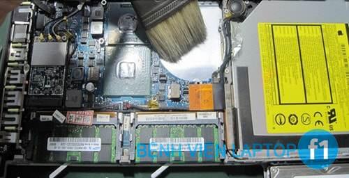 Laptop bị nóng - Nguyên nhân và cách xử lý