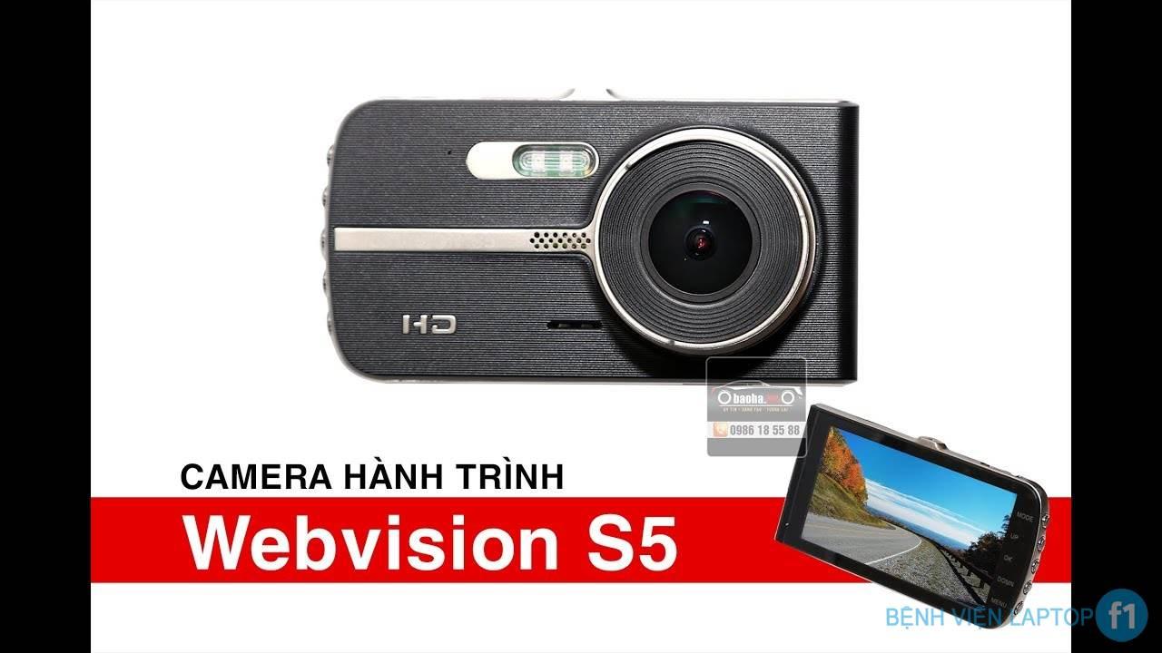 Lắp đặt miễn phí Camera hành trình Webvision tại Tp Vinh | Webvision Nghệ An